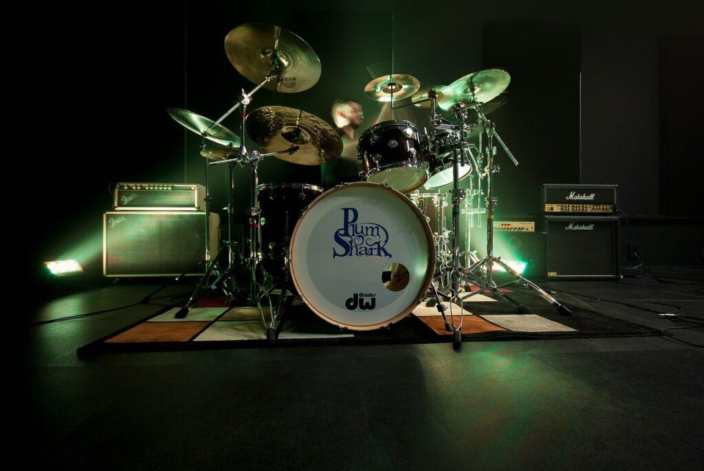 Zdjęcie perkusji